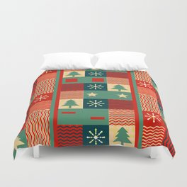 Christmas decoration Duvet Cover