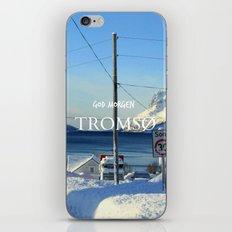 Tromso iPhone & iPod Skin