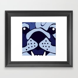 Bluedog Framed Art Print