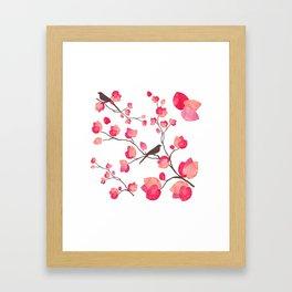 BEGONVIL-AKDENIZ Framed Art Print