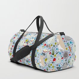 Bunny Rabbits Duffle Bag