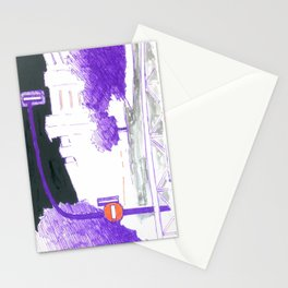 manuel becerra Stationery Cards