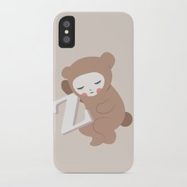 Waiting for Z iPhone Case