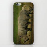 wildlife iPhone & iPod Skins featuring wildlife by Ammar ZABOUN