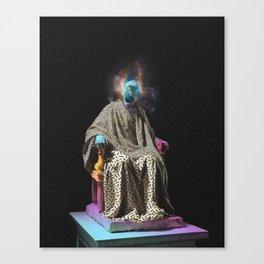 VPRwveVIBEhole Canvas Print