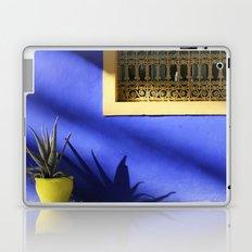 Moroccan Gardens Laptop & iPad Skin