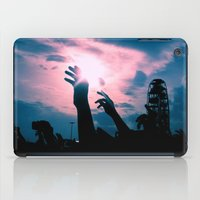 concert iPad Cases featuring Concert by Leah Galant