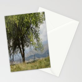 Stay A While  Stationery Cards