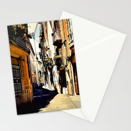 Palma de mallorca Stationery Cards