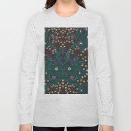 Blackthorn - William Morris Long Sleeve T-shirt