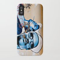 graffiti iPhone & iPod Cases featuring Graffiti  by Christine Fitzgerald Photography