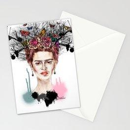 The Little Deer - Frida Kahlo Stationery Cards