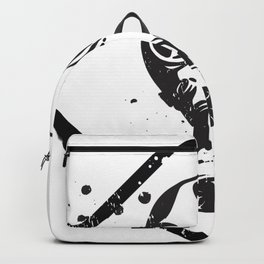 Gas Mask Backpack