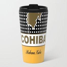 Cohiba Habana Cuba Travel Mug