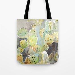Arizona Cacti Botanical Garden Tote Bag