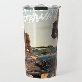 """1323 """"Smooth Getaway"""" - EP Poster Travel Mug"""