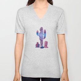 Cacti Unisex V-Neck
