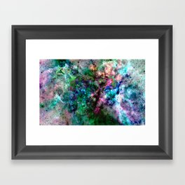 Everything is nothing 22 (therefore it was beautiful) Framed Art Print
