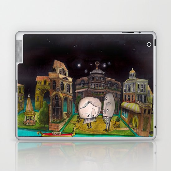 Diorama Laptop & iPad Skin