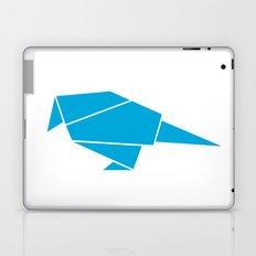 Little bird origami Laptop & iPad Skin