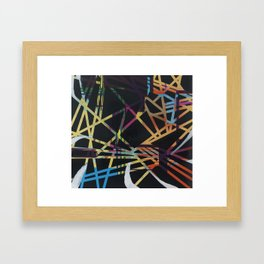 Surfaces 2 Framed Art Print