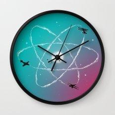 Atomic Formation Wall Clock