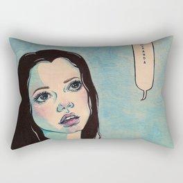 River Tam  Rectangular Pillow