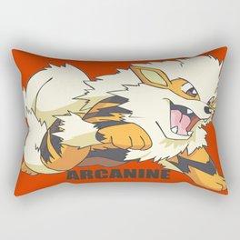 Arcanine Rectangular Pillow