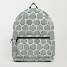 Not perfect but still round Backpack