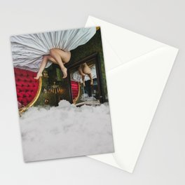 Journey to the clouds Stationery Cards