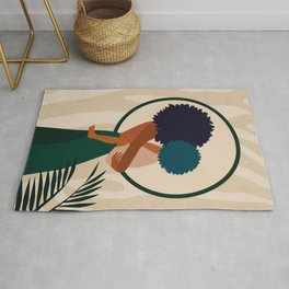 Stay Home No. 3 Rug