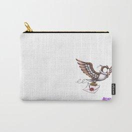 Le Hibou et la Lettre Carry-All Pouch