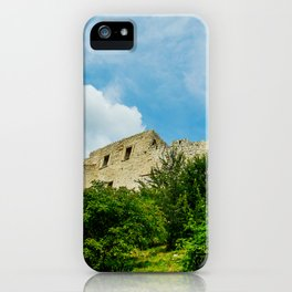 Castle in Kazimierz Dolny iPhone Case