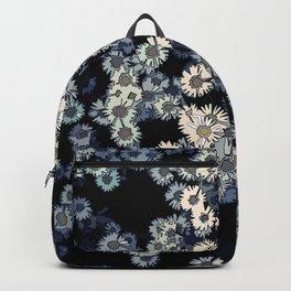 Flower meadow 01 Backpack