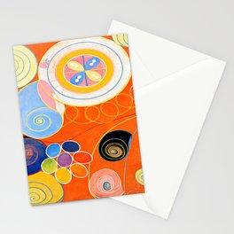 Hilma af Klint Number 3 Stationery Cards