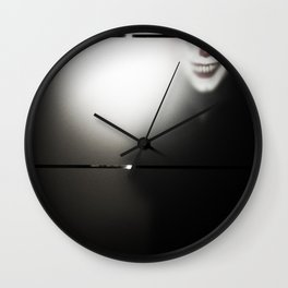 Coulrophobia Wall Clock