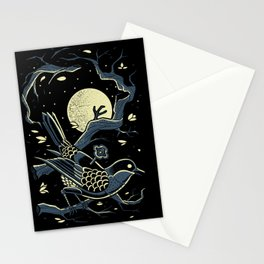 wind up bird chronicle - murakami Stationery Cards