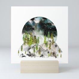 Organic Seclusion Mini Art Print