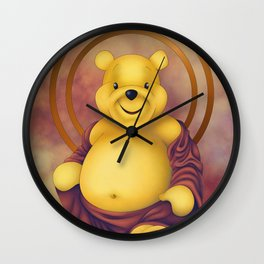 Poodah Wall Clock