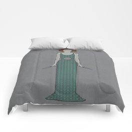 Showdown (Green) Comforters