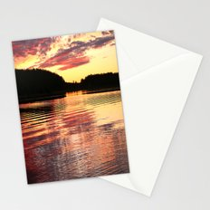 Summer Evening  Stationery Cards