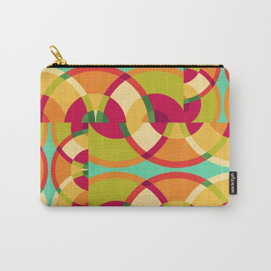 Colorsplash Carry-All Pouch