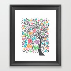 The Fruit Of The Spirit (II) Framed Art Print