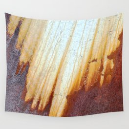 Rain Rusted Roof Wall Tapestry