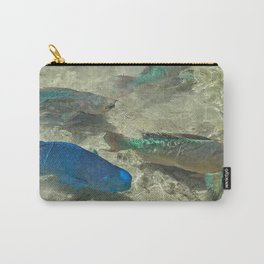 Parrotfish Carry-All Pouch