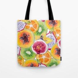 Tutti Frutti summer delight Tote Bag