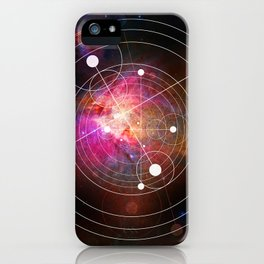 Taking a fresh approach without preconceptions iPhone Case