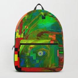 Pixel Shock Backpack