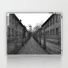 Auschwitz, Poland. Laptop & iPad Skin