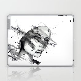 Miriam by carographic Laptop & iPad Skin